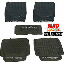 Premium Quality Anti-Slip Rubber Silicone Floor Mats for Hyundai i10- 5pc