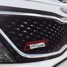 Front Hood Radiator Grill GT Emblem Point Badge for KIA 2016 - 2018 Optima / K5