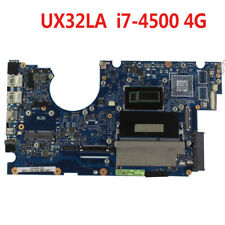 For ASUS UX32LA Laptop motherboard UX32LA-LN REV2.0 Mainboard With i7-4500 CPU