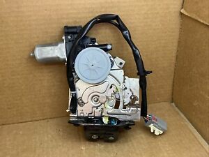 2007-2014 Ford Edge 2007-2015 Lincoln MKX Liftgate Latch Lock Actuator Release