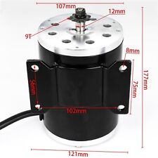 48V 1800W Brushless Electric Motor for Go Kart ATV QUAD Scooter E Bike