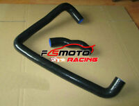For Nissan Fairlady 300ZX Z32 VG30DETT Silicone Radiator Hose 1990-1996 BLACK
