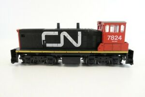 (1MM153) Athearn 3934 H0 DC Diesellok SW 1500 PWR Canadian National OVP