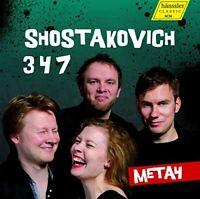 Meta4 - String Quartets No. 3, 4, and 7 [CD]
