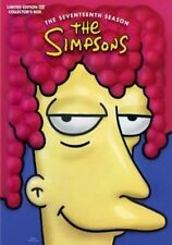 The Simpsons Complete Season 17 Limited Edition Case R1 DVD