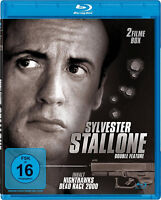 2 BLU RAY * SYLVESTER STALLONE Double Feature + vs. DOLPH LUNDGREN Collection