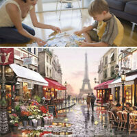 1000 Piece Paris Street Jigsaw Puzzle For Adults Puzzles Toys Learning Education