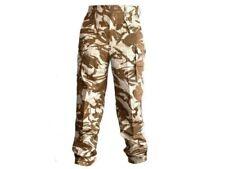 Genuine British Army Windproof Trousers Desert DPM SAS PARA Brand new in bag