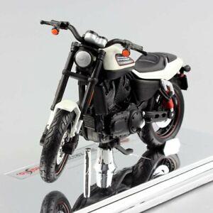 Harley-Davidson 2011 XR1200X (White) Scale 1:18 Von Maisto H-D Custom