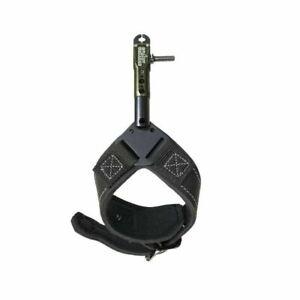 Scott Archery Shark II Release Dual Caliper Release OD Green Colored Head -Black