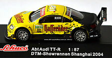 ABT Audi TT-R DTM Voir la course 2004 Shanghai #23 Hasseröder Terting 1:87