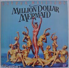 MILLION DOLLAR MERMAID  Esther Williams as  Annette Kellerman  Story  Laserdisc