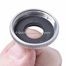 16MM TO 8MM (C-Mount To D-Mount) Lens Adapter MOVIE CAMERA ESSENTIAL