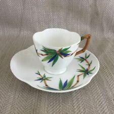 Antique Original Tea Cup & Saucer Royal Worcester Porcelain & China