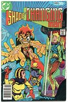 Shade The Changing Man 4 DC 1977 VF NM Steve Ditko