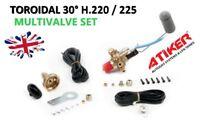 Multivalve FOR Toroidal Tank 30' H220/225 GAS LPG GPL AUTOGAS TOMASETTO