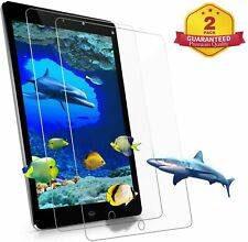 2 Pack Tempered Glass Film Screen Protector Apple iPad 9.7-inch (2018) 6th GEN