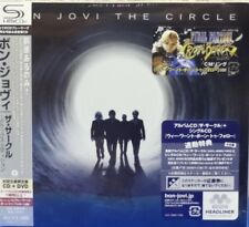 Bon Jovi THE CIRCLE Deluxe Edition CD+DVD LTD Japan