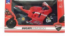 Casey Stoner. Ducati Desmosedici. 2009  1/12 Newray