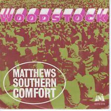7inch MATTHEWS SOUTHERN COMFORT woodstock HOLLAND EX (S1242)