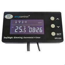 Regolatore di Temperatura/Termostato digitale per Acquario/Rettilario (DTC-120)