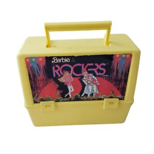 Barbie and The Rockers Lunch Box 1989