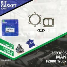Gasket Kit Joint Turbo MAN F2000 Truck 3593895 Original melett-051
