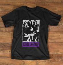 New Mother Love Bone Band Tee Music Men Black Cotton T-Shirt Size S-4XL