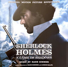 Hans Zimmer, Lorne Balfe CD Sherlock Holmes: A Game Of Shadows