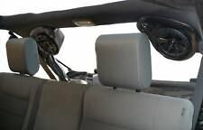 Select Increments 2007-2018 Jeep JK Wrangler JKU Pods Kicker Speakers &Amplifier