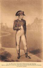 BF40795 le premier consul  a malmaison par isabey  napoleon france marechal