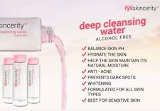 🌷RYXSKINCERITY Deep Cleansing Water/TONER (New Stocks) Authorized CA Reseller.