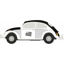 Autocollant Coccinelle voiture Bretagne 2 Breizh sticker adhesif 8 cm