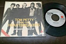 """Tom Petty And The Heartbreakers Learning To Fly 1991 Mexico 7"""" Promo 45 Pop Rock"""