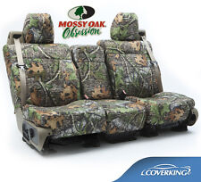 NEW Full Printed Mossy Oak Obsession Camo Camouflage Seat Covers / 5102029-17