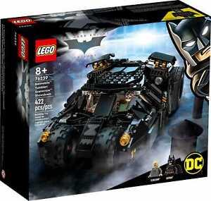 LEGO DC Batman 76239 Batmobile Tumbler Scarecrow Showdown