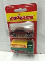 Majorette Promo 2-Pack 1:100 FORD CARGO TRUCK + 1:63 Renault 25 MOC