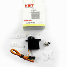 KST DS113MG Digital Metal Gear Servo For Trex 450 RC Helicopter