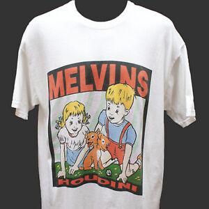 MELVINS PUNK ROCK HARDCORE METAL T-SHIRT unisex S-3XL