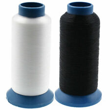 1 Roll 5600m Nylon Invisible Thread Sewing Thread Supplies White and Black DIY