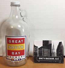 Great South Bay Brewery 64 Fluid Ounce Growler Jug EMPTY