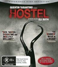 Hostel - Blu Ray  (Region B) Quentin Tarantino presents