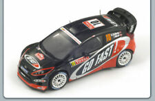 Ford Fiesta RS No.10 13th WRC Monte Carlo 2012 Solberg S3345 Spark 1:43 New! OVP