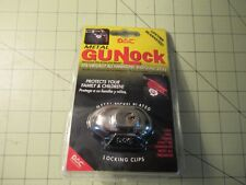 Dac Metal Gun Trigger Lock Nickel Plated new in package with key