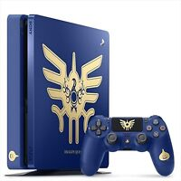 SONY Play station 4 Game Console HDD 1 TB Dragon Quest Lotto Edition NEW