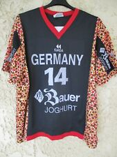 Maillot porté ALLEMAGNE GERMANY DEUTCHLAND volleyball trikot WÜHLER 14 shirt XL