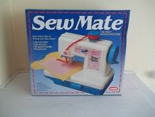 "1981 RARE VINTAGE LANARD ""SEW MATE"" THE FIRST SEWING MACHINE SEALED NEW NRFB MIB"