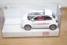 Norev 1:87 H0 Fiat 500 weiß DB Carsharing OVP selten
