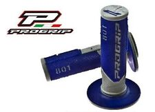 PROGRIP 801 poignée en caoutchouc bleu HONDA SLR 650 SLR650 XR 600 XR600 SLR
