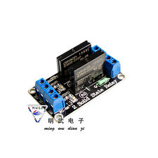 5V 2 Channel OMRON SSR G3MB-202P Solid State Relay Module For Arduino